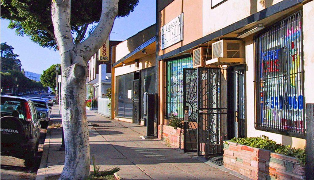 Vertigo small shops