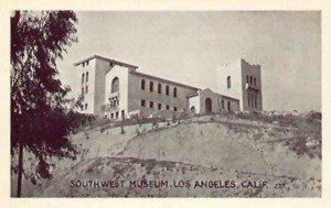 Southwest Museum postcard